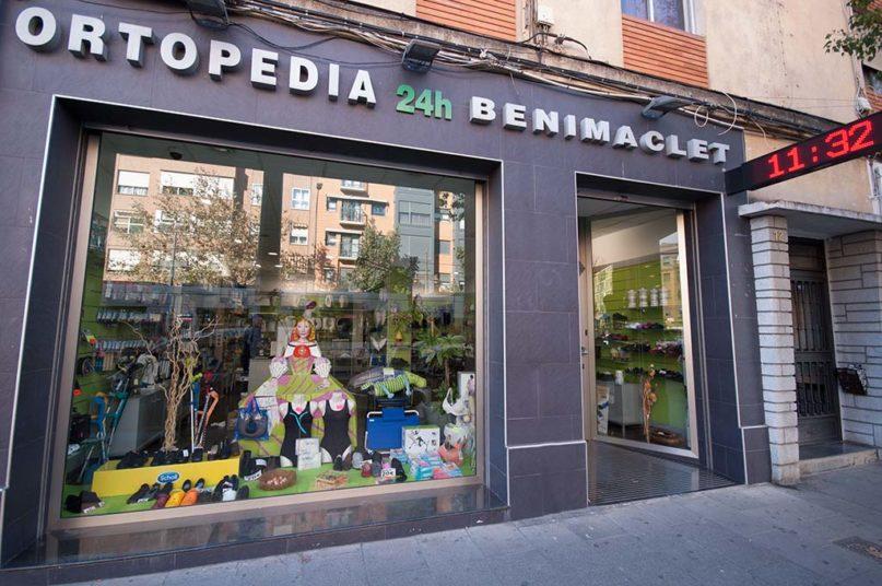 Ortopedia en Valencia 24 horas, confía en los sanitarios de Club Salud 24 horas