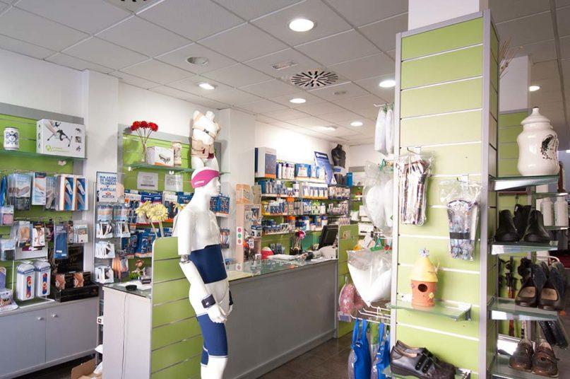 Tienda de Ortopedia en Valencia CLub Salud 24h