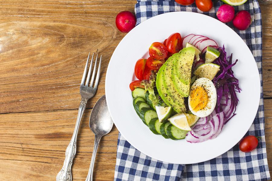 Por qué seguir la dieta mediterránea