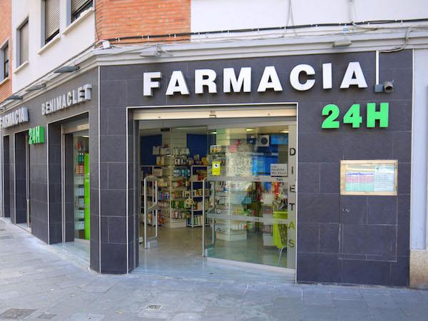 Ampliamos nuestra farmacia 24 horas de Benimaclet para
