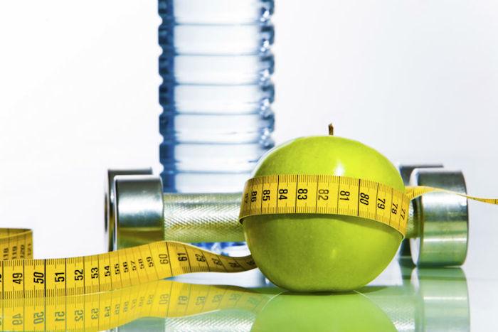 ¿Adónde va el peso que perdemos?