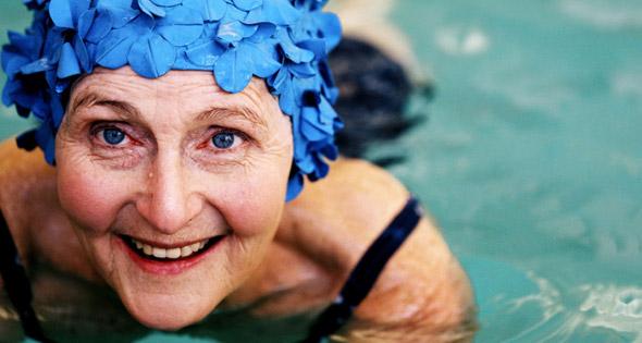 ¿La tercera edad es incompatible con el ejercicio físico?