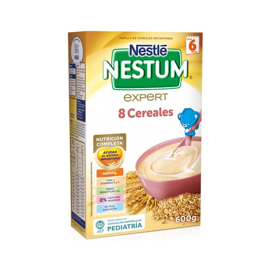 Promoción Cereales Nestum 4 + 1