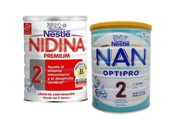 Promoción Nan y Nidina