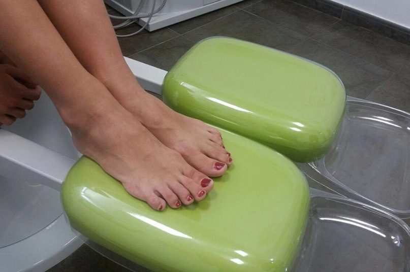 Cuidamos de la salud y belleza de tus pies