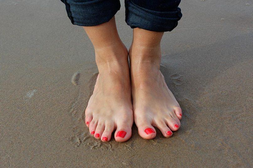 Cuidado de pies y uñas