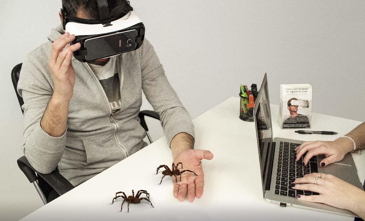 Tratamiento psicológico mediante realidad virtual