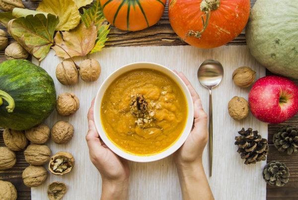 cuidar tu salud en otoño
