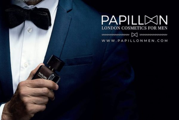 Papillon Cosmetics For Men