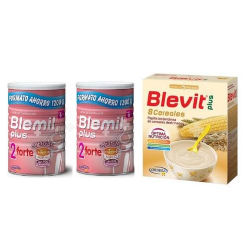 Promoción Blemit 2 y 3