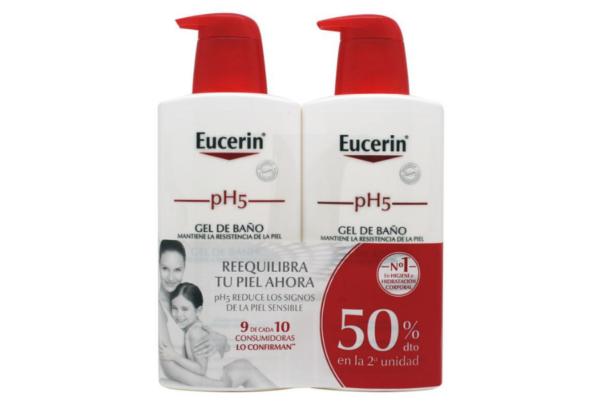 Promoción Eucerin Gel