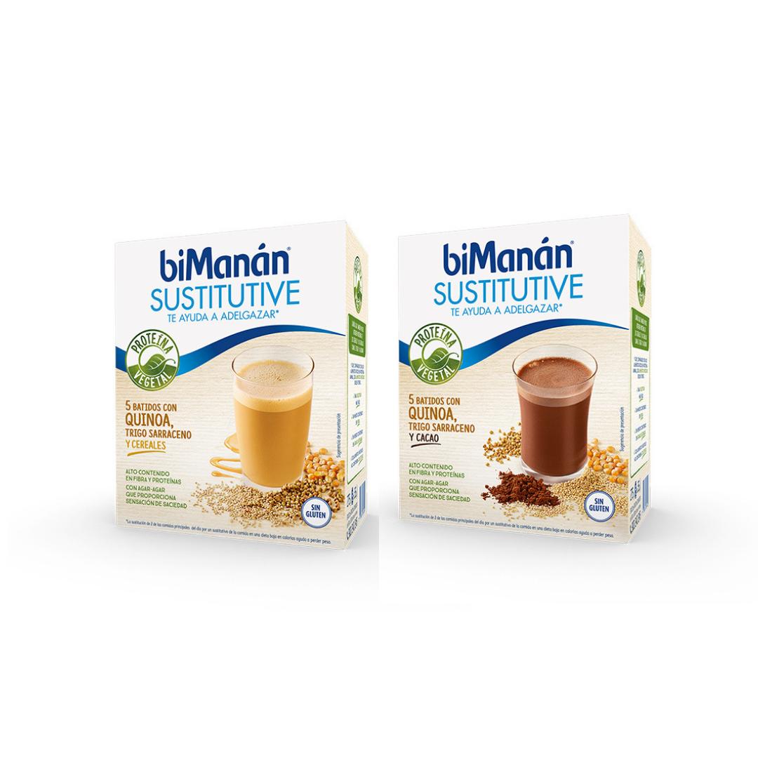Promoción biManán Vegetal