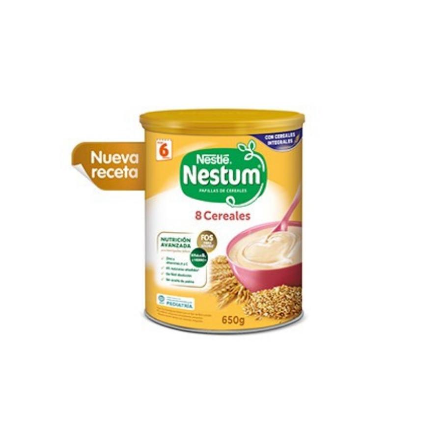 Promoción cereales Nestum
