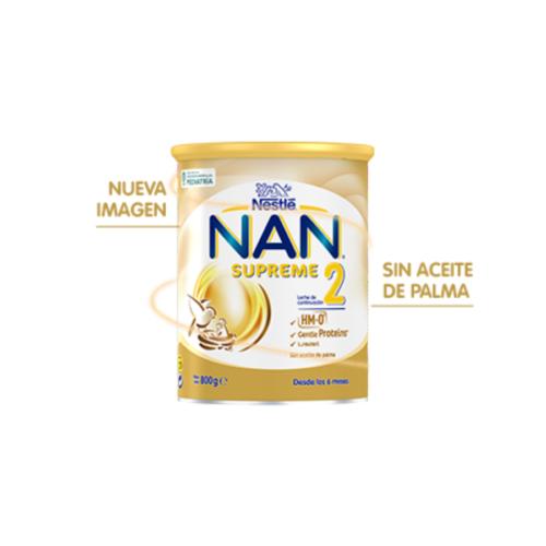 promoción Nestlé Nan Supreme