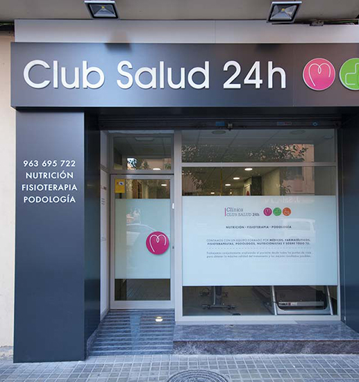 Fisioterapia Club Salud 24 horas