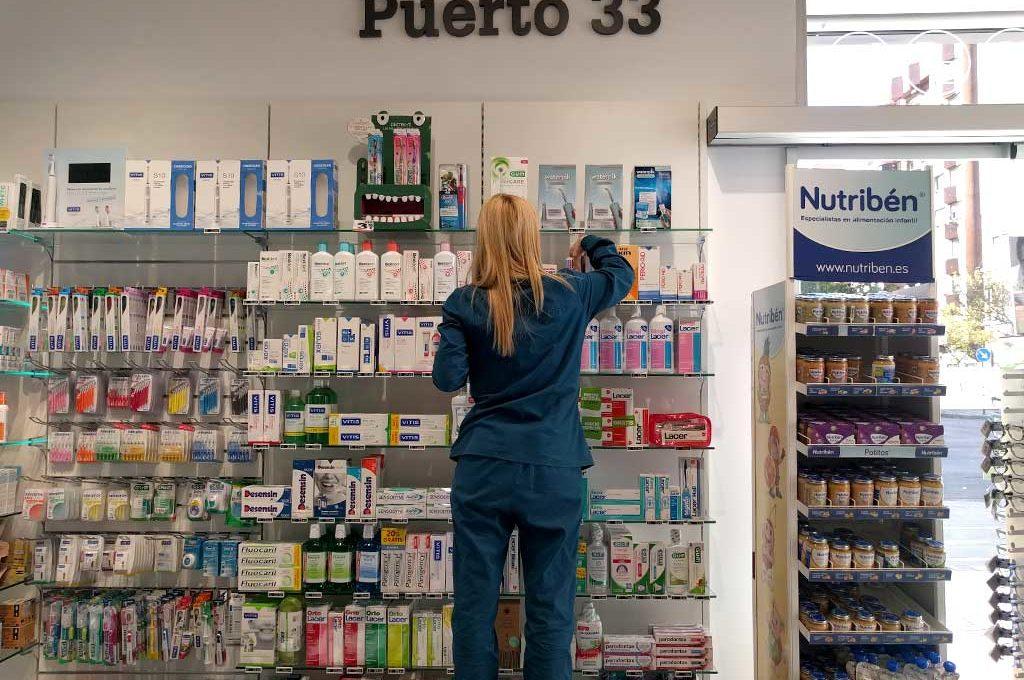 Alimentación y cuidado infantil en farmacia 24h Avenida del Puerto