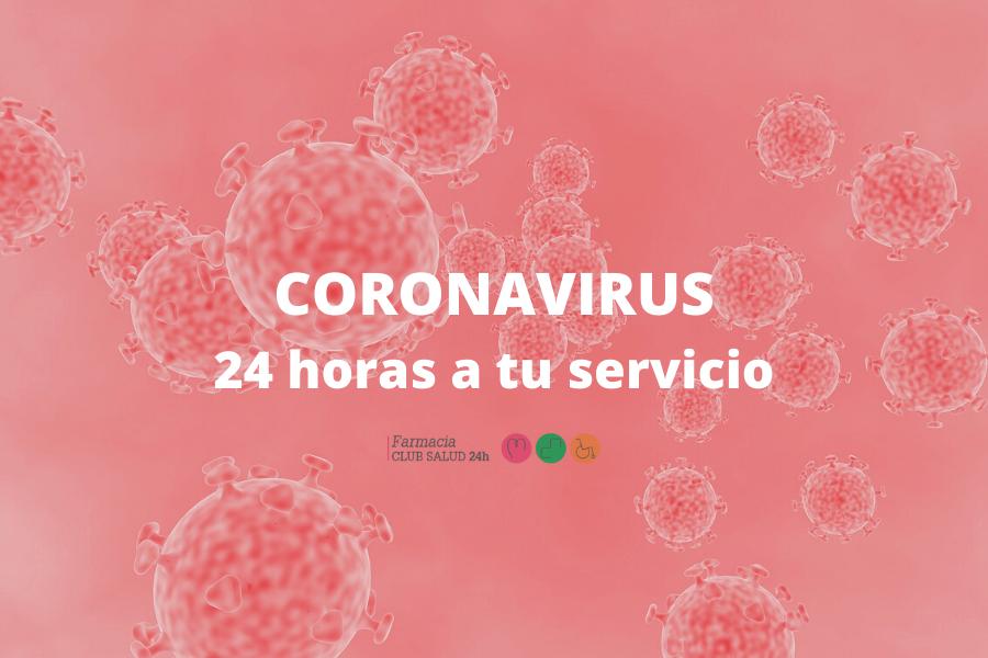 farmacia 24 horas frente al coronavirus